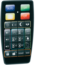 EE806 Remote control for motion detector comf.
