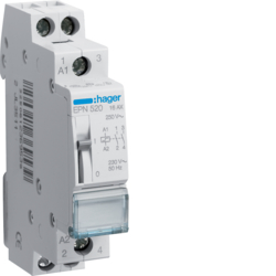EPN520 Latching relay 2NO 230V
