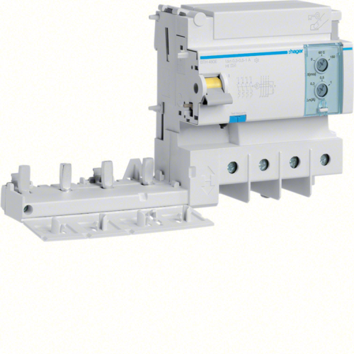 BTC480E Add-on-block 4P 125A Adjustable AC