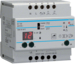 EV102 Din-rail dimmer 1000W+display