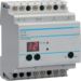 EV108 Din-rail dimmer 1-10V + display