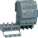 HBA126H RCD add on x160 4P 125A Idn adj