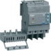 HBA161H RCD add on x160 4P 160A Idn adj