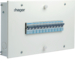 VYS12C SPN 12way IP30 Single Door DB