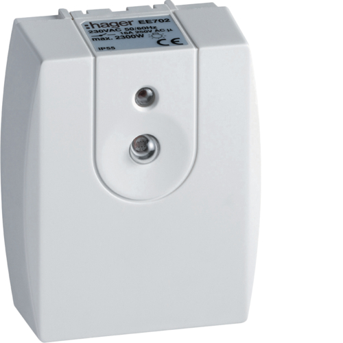 EE702 Compact light switch enhanced 16A